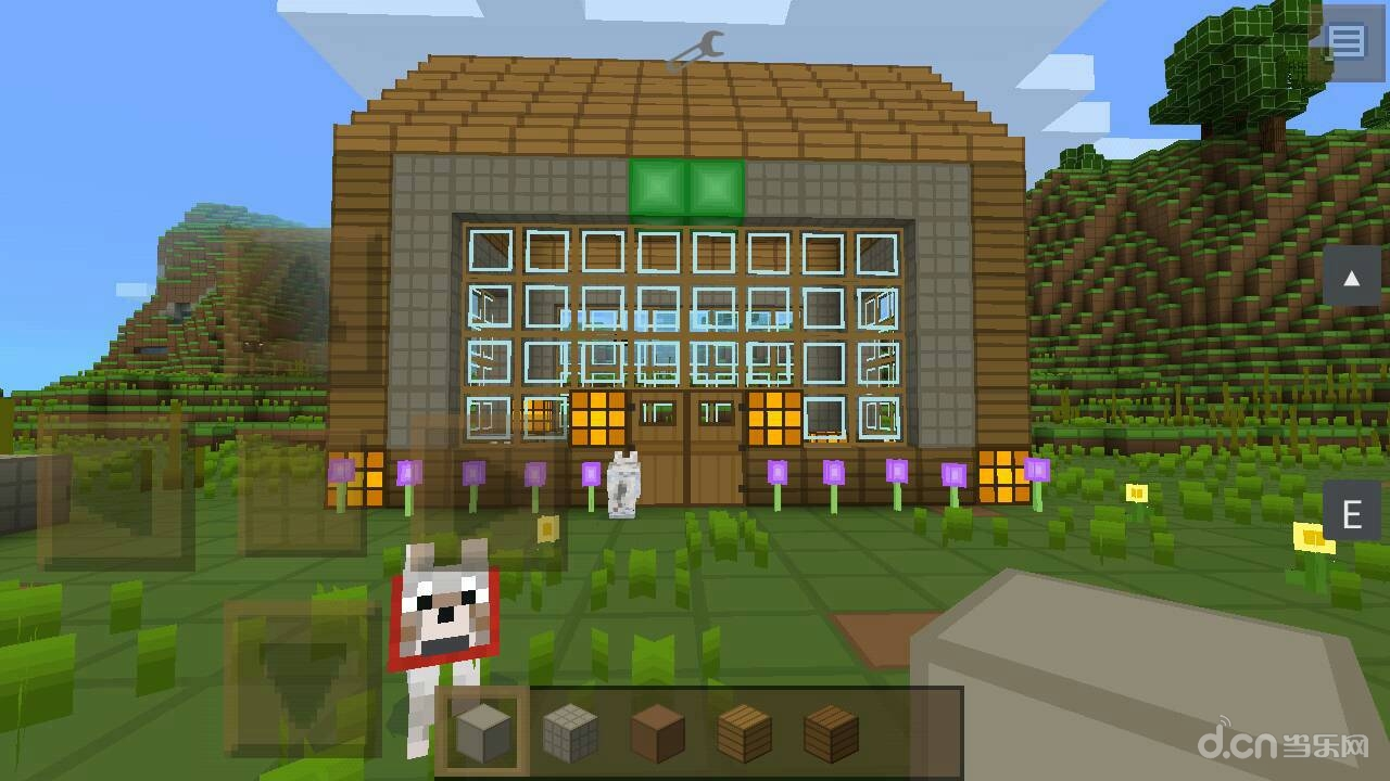 《我的世界 minecraft》这款游戏在pc上让开发者在