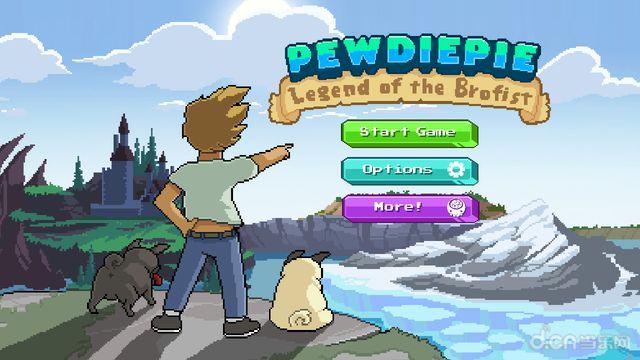 PewDiePie:兄弟拳传奇(含数据包)截图