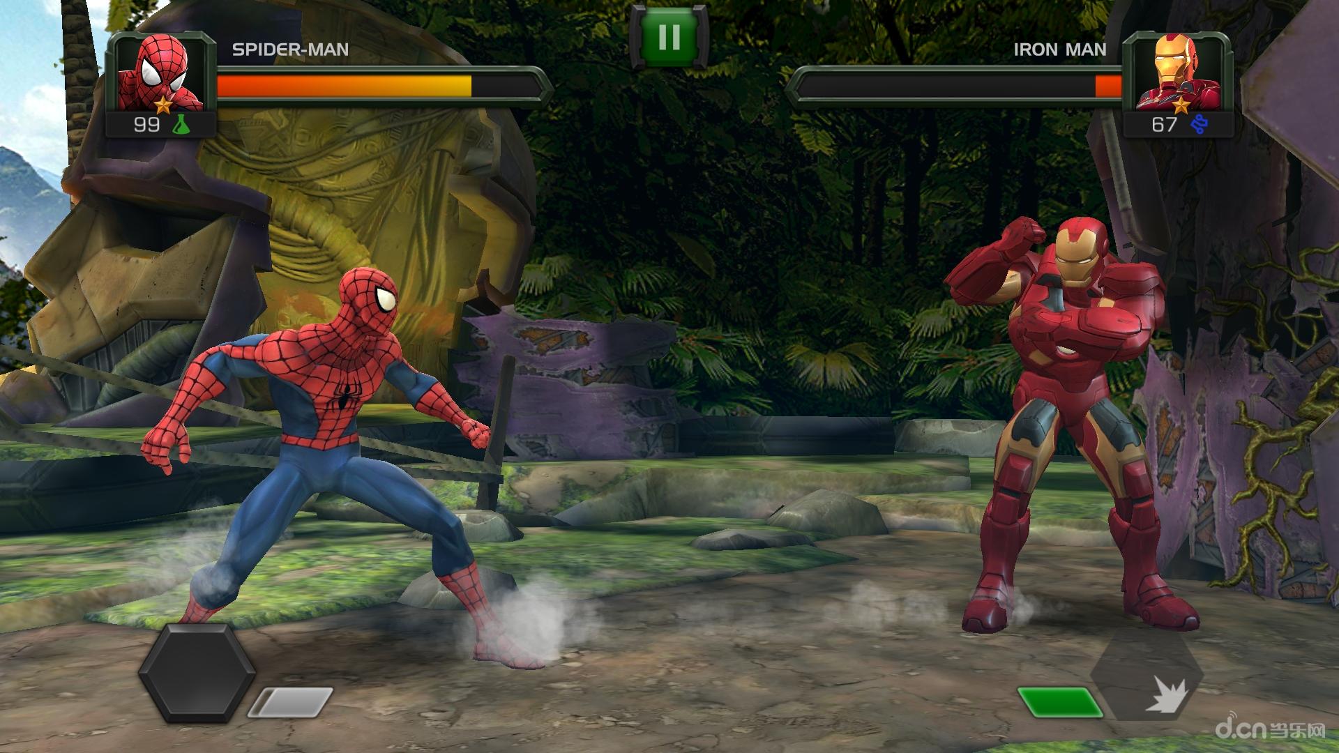好玩的格斗类游戏_是一款由漫威和kabam合作开发的格斗类游戏.