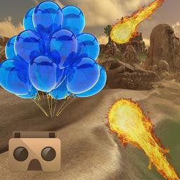 气球打击VR