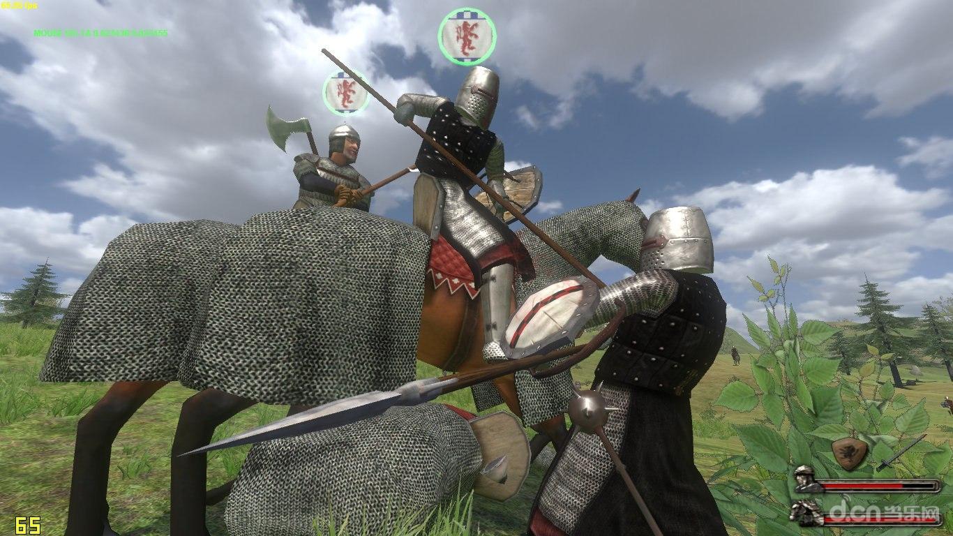 骑马与砍杀:战团(含数据包)推浪马术图片