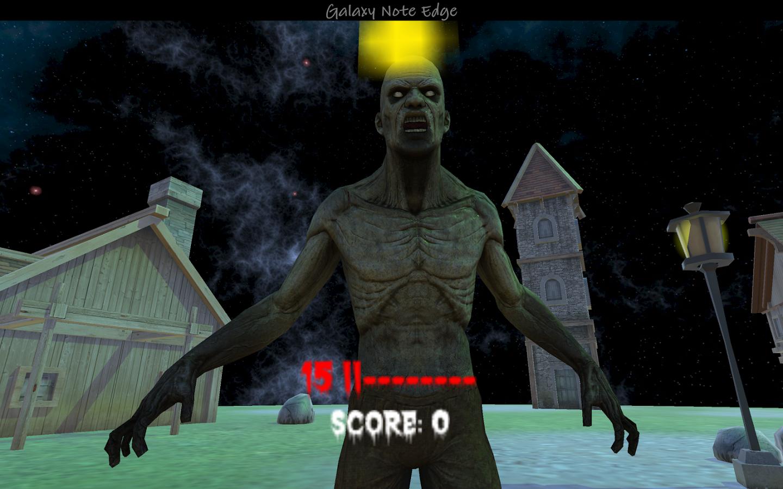 僵尸入侵VR图2