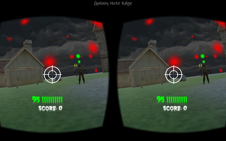 僵尸入侵VR图3