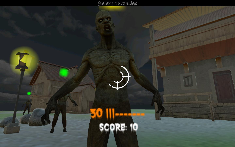 僵尸入侵VR图5