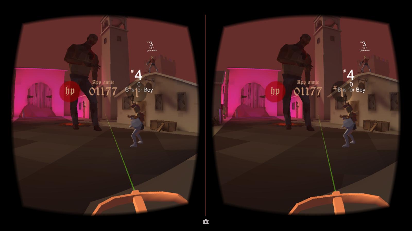 激战Z VR图1