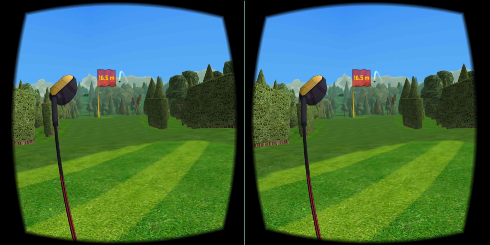 高尔夫VR图1
