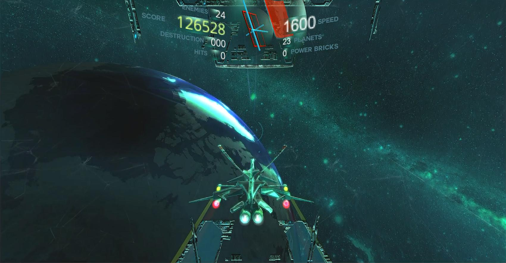 太空X猎人VR图1