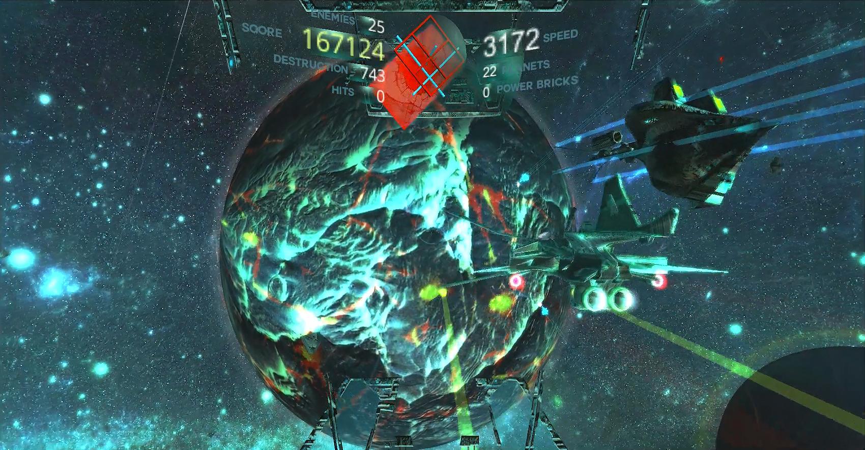 太空X猎人VR图2