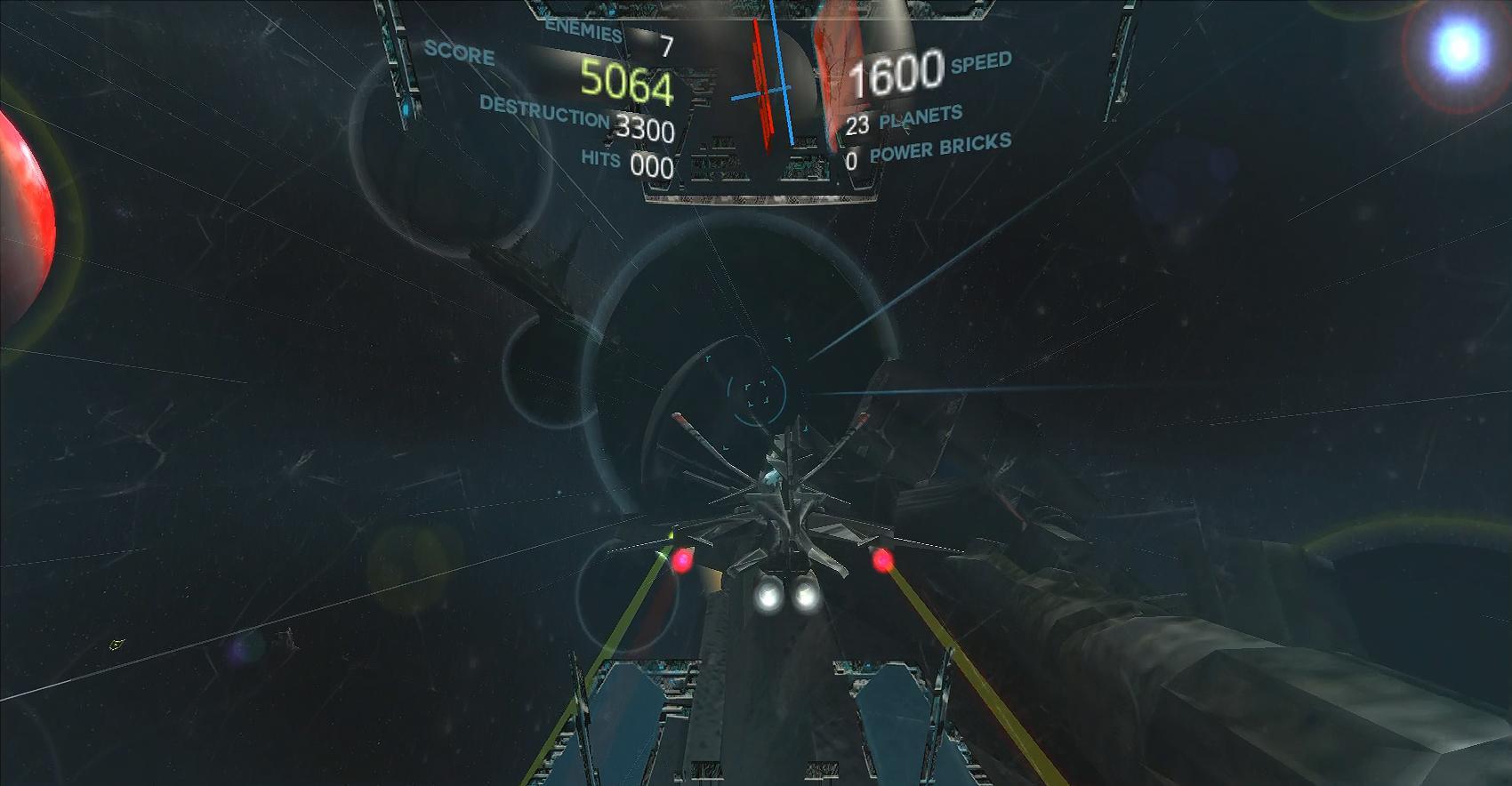 太空X猎人VR图3