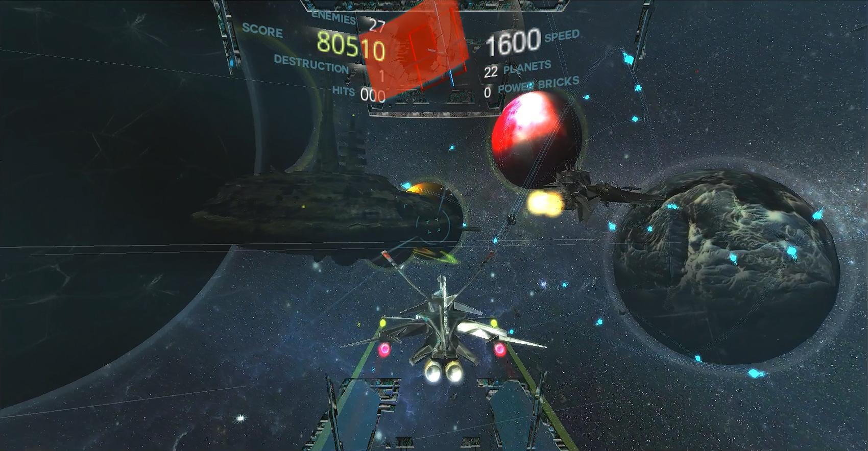 太空X猎人VR图4