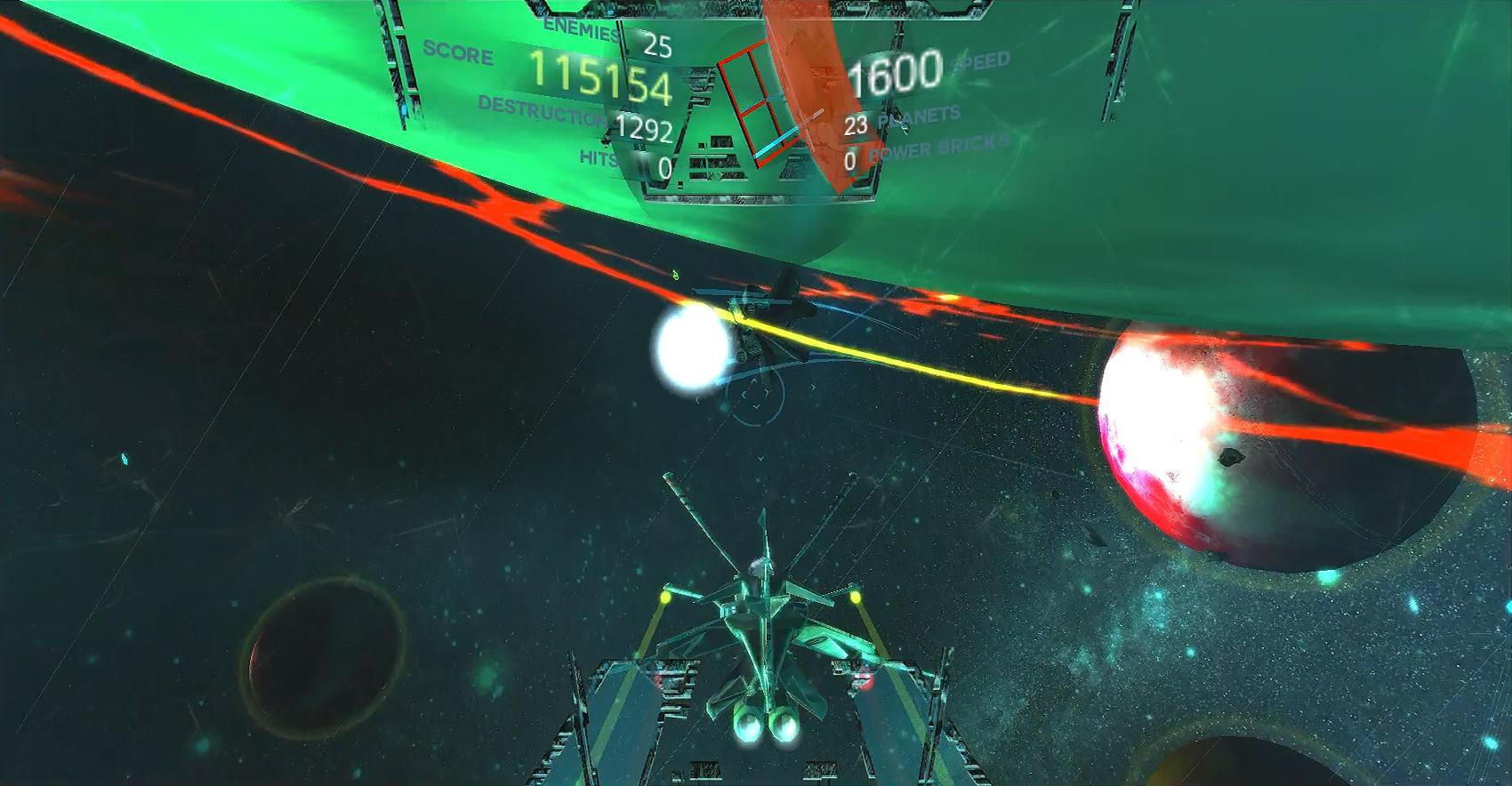 太空X猎人VR图5