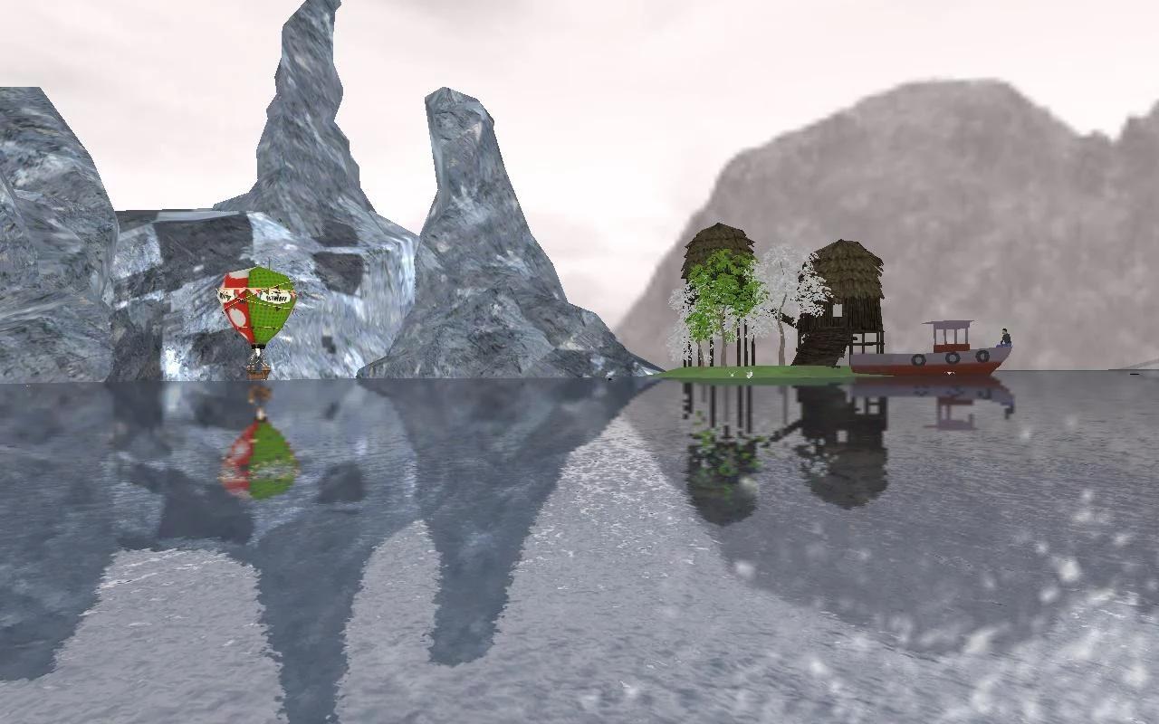 疯狂小船冒险VR图1