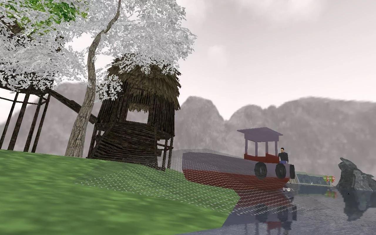 疯狂小船冒险VR图3