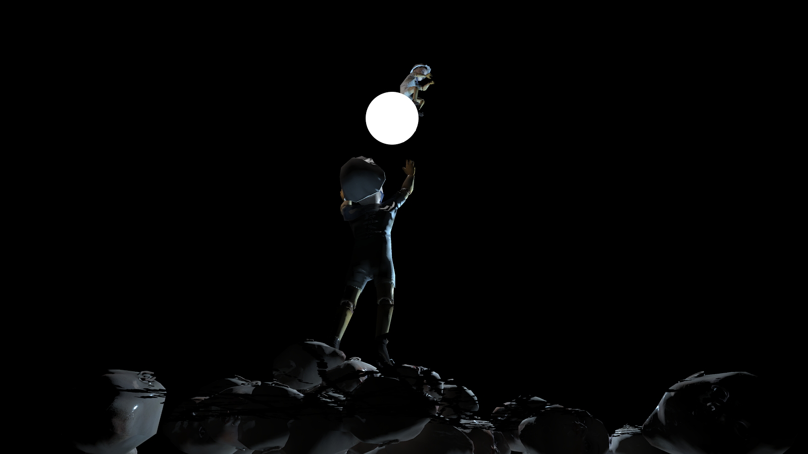 层层恐惧:孤独VR(含数据包)图5