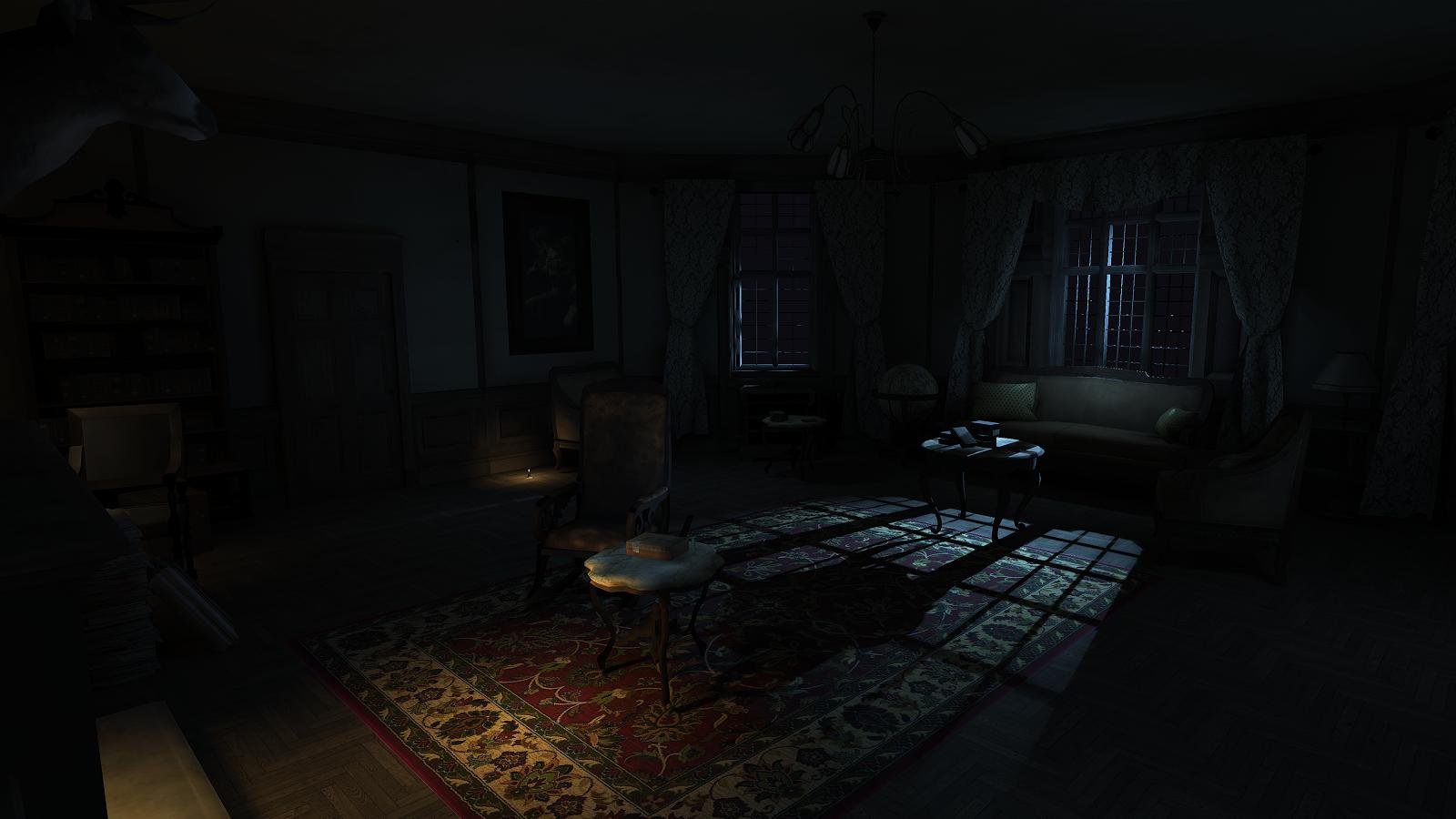 层层恐惧:孤独VR(含数据包)图8