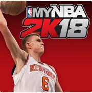 我的NBA2K18(含数据包)